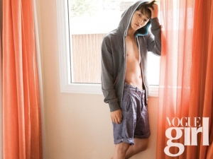 Song Joong Ki для Vogue Girl Korea August 2011