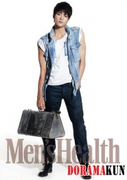 Sung Hoon для Men's Health August 2011