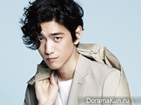 Sung Joon для InStyle Korea May 2014 Extra