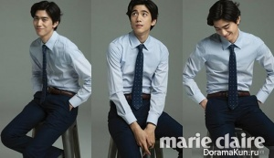Sung Joon для Marie Claire March 2014