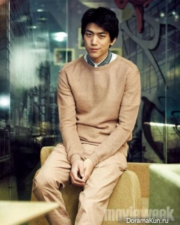 Sung Joon для MovieWeek Korea 2013