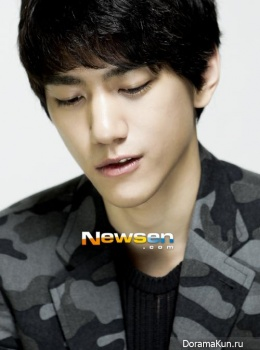 Sung Joon для Newsen Korea 2013