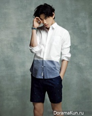 Sung Joon для Vogue Girl April 2014