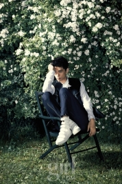 Sung Joon для Vogue Girl Korea July 2011