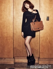 Sung Yuri для Marie Claire January 2013 Extra