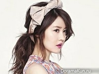 Sung Yuri для W Korea February 2013
