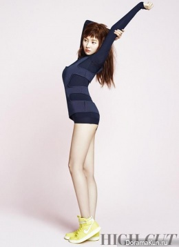 Sunmi для High Cut Vol. 109