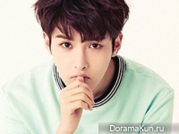Super Junior (RyeoWook) для CeCi Magazine June 2014