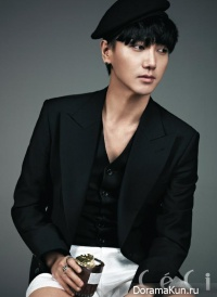 Yesung (Super Junior) для CeCi March 2013