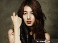 Suzy (Miss A) для GEEK Korea September 2013 Extra