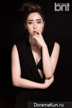 T-Ara (Eun Jung) для BNT International June 2014