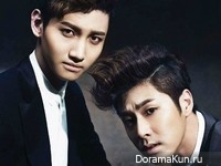 TVXQ для Esquire Korea December 2012