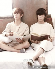 Teen Top, Boyfriend для Vogue Girl Korea March 2012