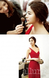 UEE, Kang So Ra, Park Ha Sun и другие для Allure Korea 2012