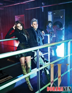 After Schools UEE, NUESTs Minhyun, Ren для W Korea September 2012