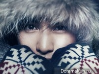 Won Bin для Chris.Christy Winter 2012 Ads