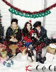 JJ Project, Lim (Wonder Girls) для CeCi December 2012