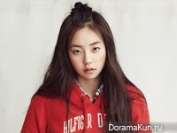 Wonder Girls' Sohee для Cosmopolitan September 2012