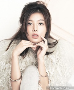 Wonder Girls (Yubin) для InStyle November 2013 Extra