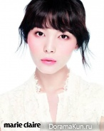 Wonder Girls (Sunye) для Marie Claire Korea September 2013