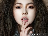 Sohee (Wonder Girls) для W Korea April 2013