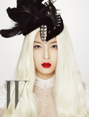 Wonder Girls для W Korea September 2011