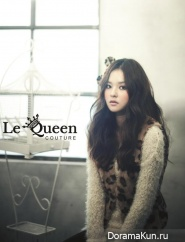 Woo Ri для Le Queen Couture F/W 2012-2013