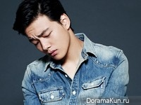 Yeo Jin Goo для GQ Korea September 2013 Extra