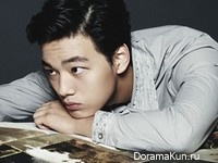 Yeo Jin Goo для GQ Korea September 2013
