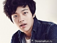 Yeo Jin Goo для InStyle Korea November 2013