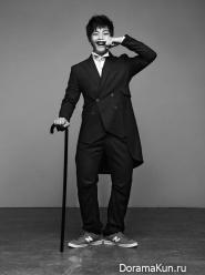 Yeo Jin Goo для OhBoy! Korea 2012