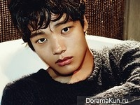 Yeo Jin Goo для SURE Korea October 2013