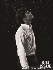 Yeo Jin Goo для The Big Issue Vol. 70