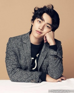 Yeo Jin Goo для Vogue Girl Korea November 2013 Extra
