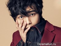 Yeo Jin Goo для Vogue Girl Korea November 2013