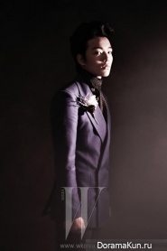 Yeo Jin Goo для W Korea January 2013