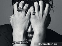 Yoo Ah In для First Look Korea 2013