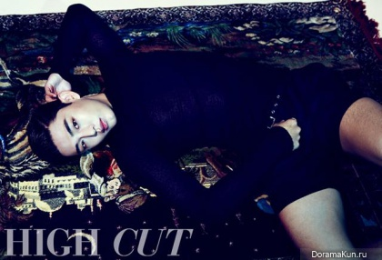 Yoo Ah In для High Cut Vol. 106