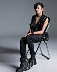 Yoo Ah In для Vogue Girl Korea October 2010