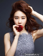 Yoo In Na для Harper's Bazaar Korea April 2014