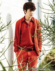 Yoo Seung Ho для Harper's Bazaar March 2013 Extra
