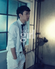 Yoo Seung Ho для Vogue Girl Korea June 2011