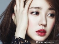 Yoon Eun Hye для High Cut Vol.124