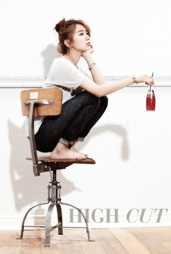 Yoon Eun Hye для High Cut Vol. 78 Extra