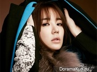Yoon Eun Hye для High Cut Vol. 89 Extra
