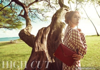 Yoon Eun Hye для High Cut Vol. 96