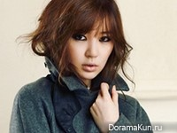 Yoon Eun Hye для Vogue Korea September 2013