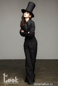 Yoon Seung Ah для First Look January 2013
