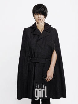 Yoon Si Yoon для Elle Girl Korea November 2010