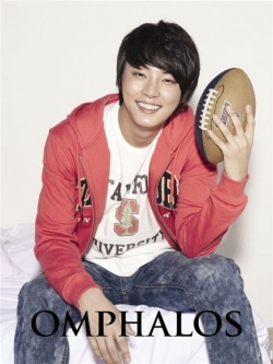 Yoon Si Yoon для Omphalos Spring 2011 Catalogue
